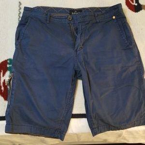 Buffalo by David Bitton Men's Navy Shorts 32